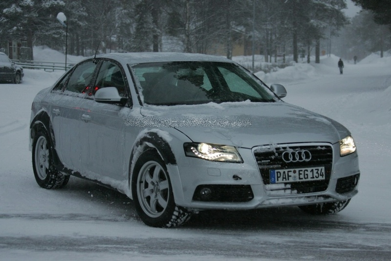 Audi All Road. Audi A4 Quattro allroad.