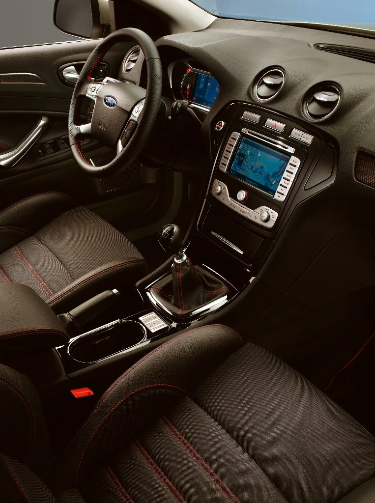 ford adds titanium range to mondeo s max and galaxy it. Black Bedroom Furniture Sets. Home Design Ideas