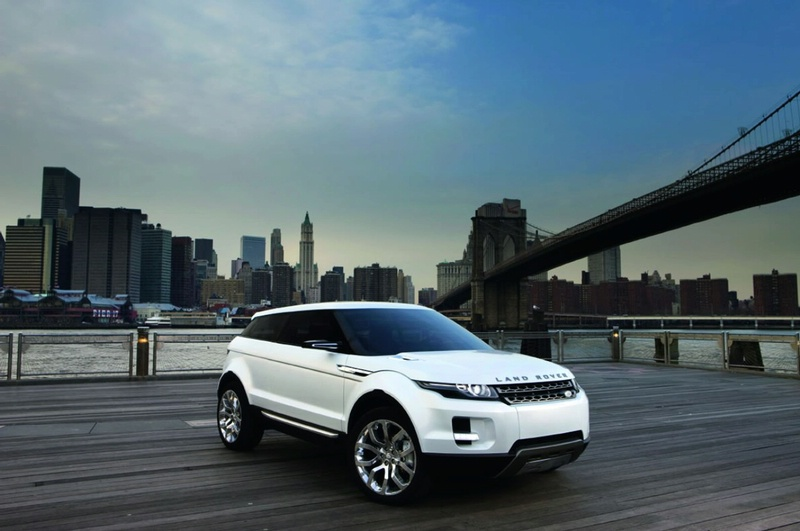 Land Rover LRX Concept European Debut at Geneva autoshow | It\'s your ...