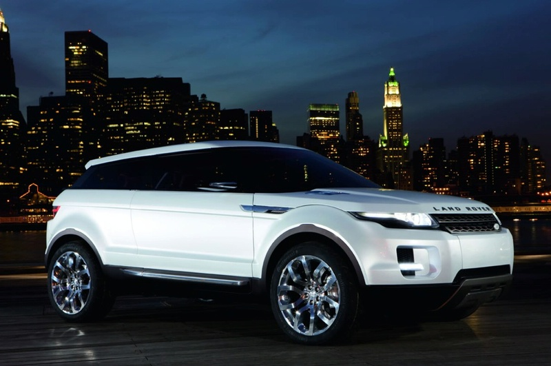 Land Rover Lrx Concept. Land Rover LRX Concept
