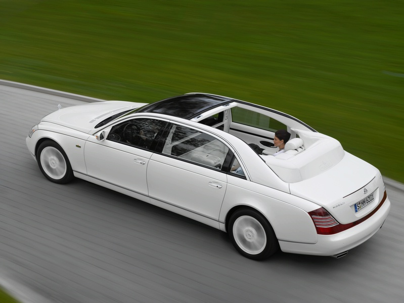Maybach Landaulet: Green-Lighted for Production | It's your auto ...
