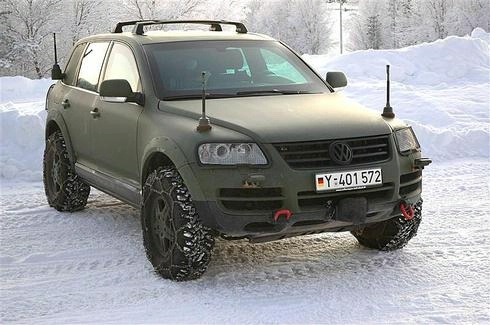2005 Honda Accord Parts VW Touareg Military Edition?!   It's your auto world ...