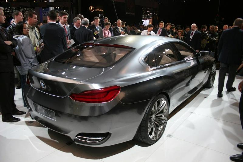 Bmw M3 Convertible Amp Cs Concept Make North American Debuts Photo It S Your Auto World New