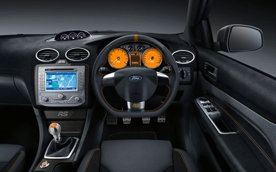 Ford Focus St3 Interior. UPDATED: Ford released first