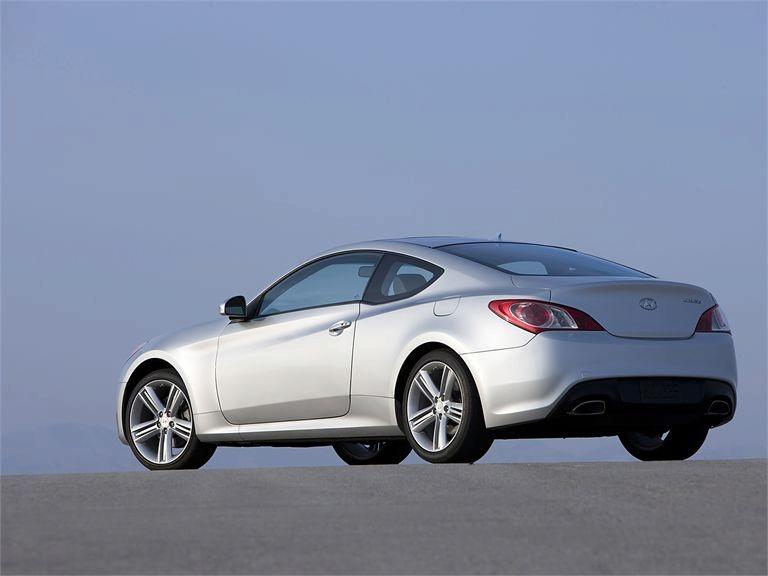 2008 Hyundai Genesis Coup 233 200 Turbo Automatic Related