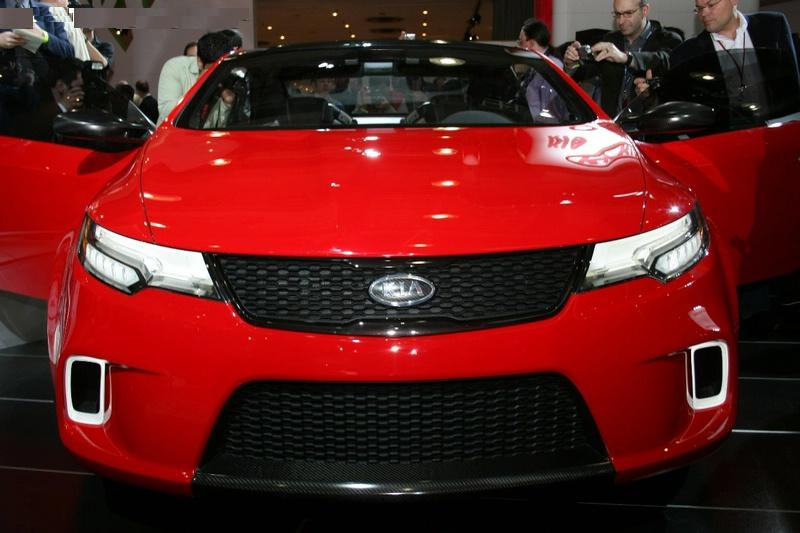 Kia KOUP Concept Unveiled in New York Auto Show  Its your auto