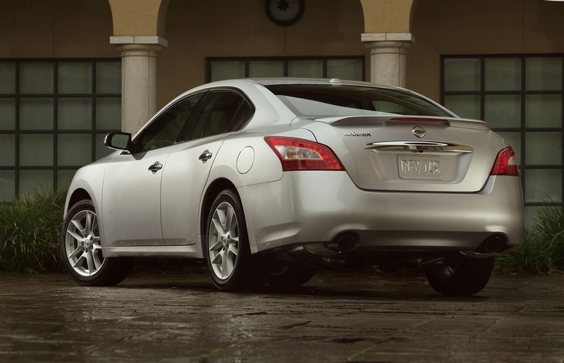 2009 Nissan Maxima Leaked Ahead of New York Motor Show | It's your