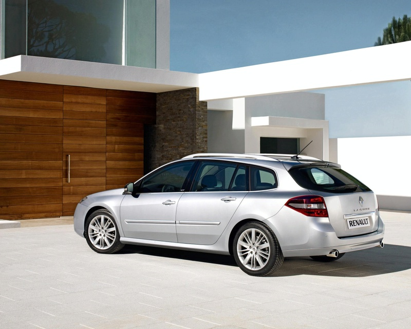 New 2008 Renault Laguna Gt Details And Photos Its Your Auto