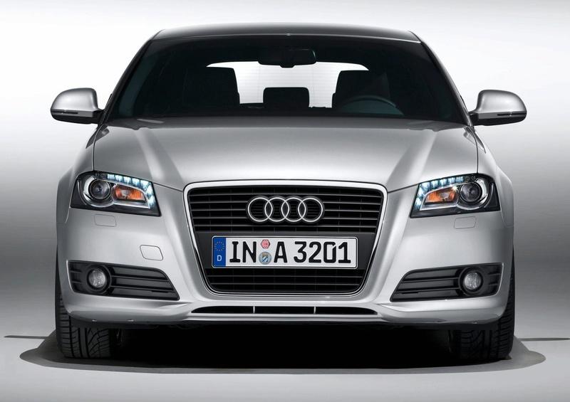 New 2009 Audi A3 Facelift Revealed (photo)