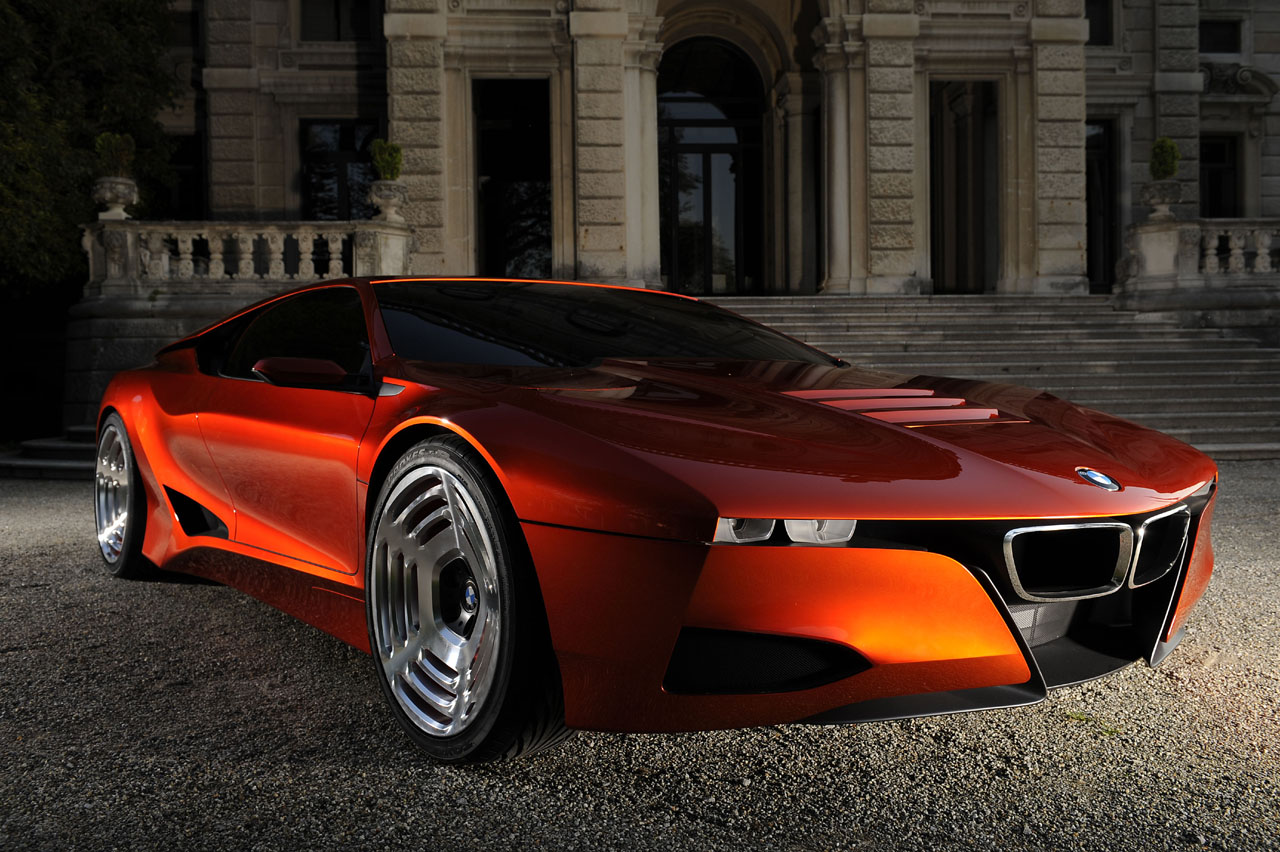 New Bmw M1 Concept Hommage Officially Revealed It S Your
