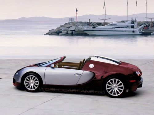 Bugatti Veyron Targa Should Appear In 2009