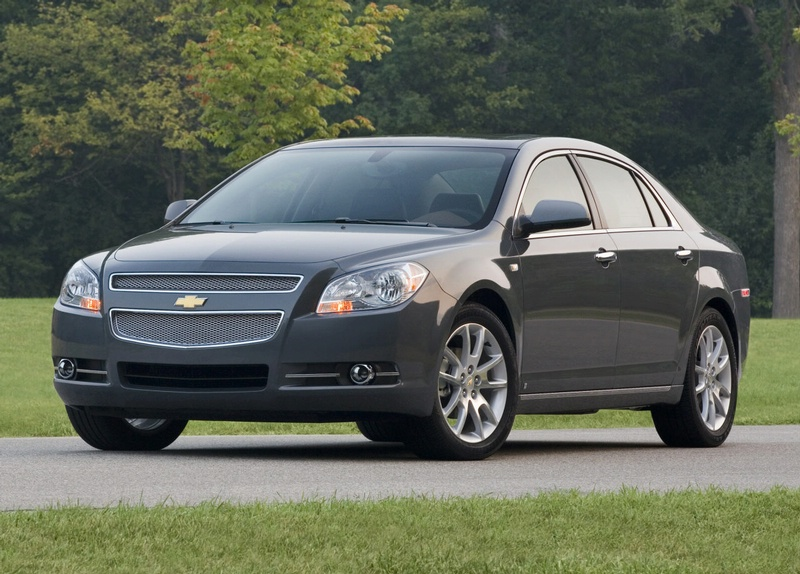 New 2008 Chevrolet Malibu LTZ (photo) | It's your auto world
