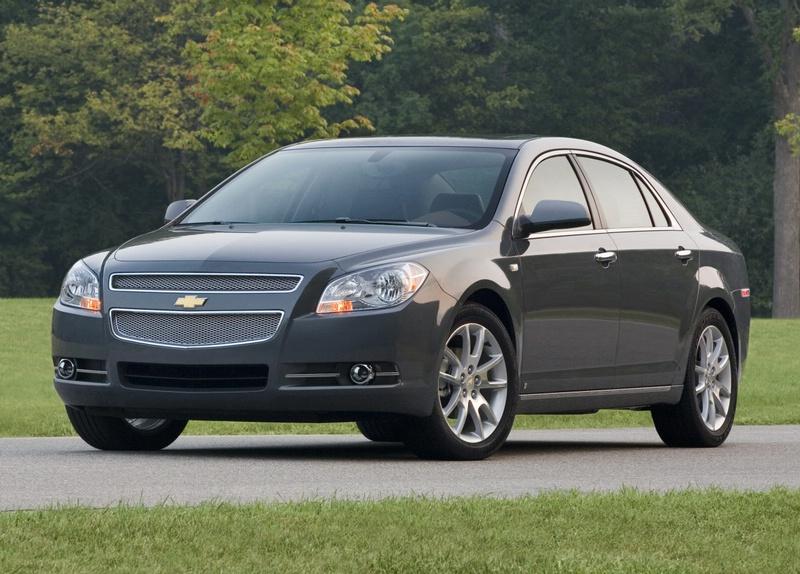 Chevrolet Malibu 2008 Ltz Photo