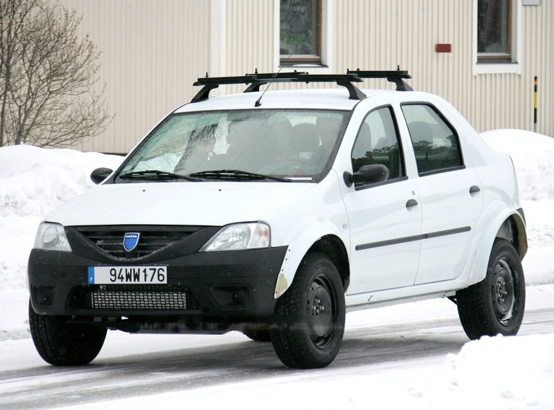 New Dacia Logan Suv Spied In Northern Scandinavia Its Your Auto