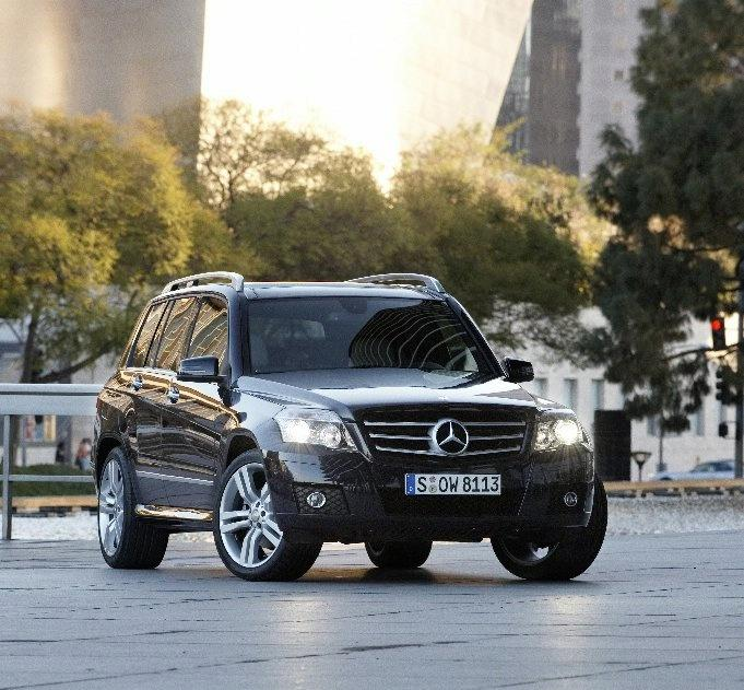New 2009 Mercedes Benz Glk Detail Information Prices And
