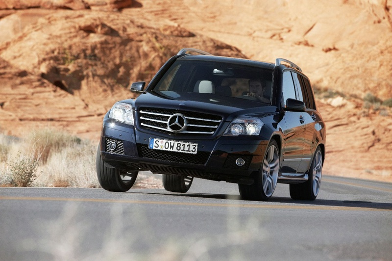 new 2009 mercedes-benz glk (detail information, prices and photo