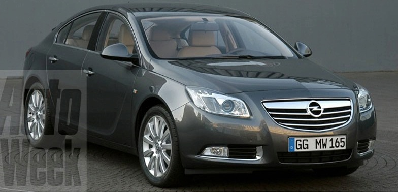 as Vauxhall Insignia,