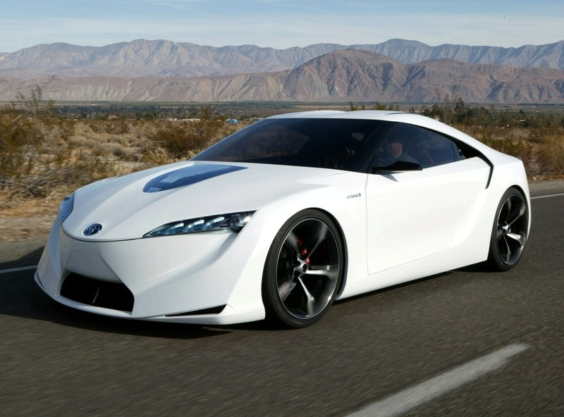 Toyota Feat Subaru Officially Announced New Sports Car