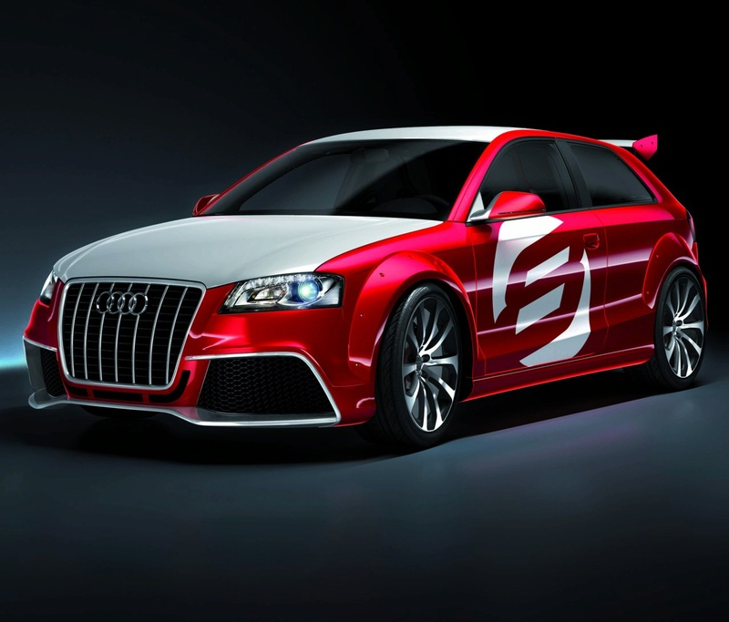 Audi A3 | It's your auto world :: New cars, auto news, reviews