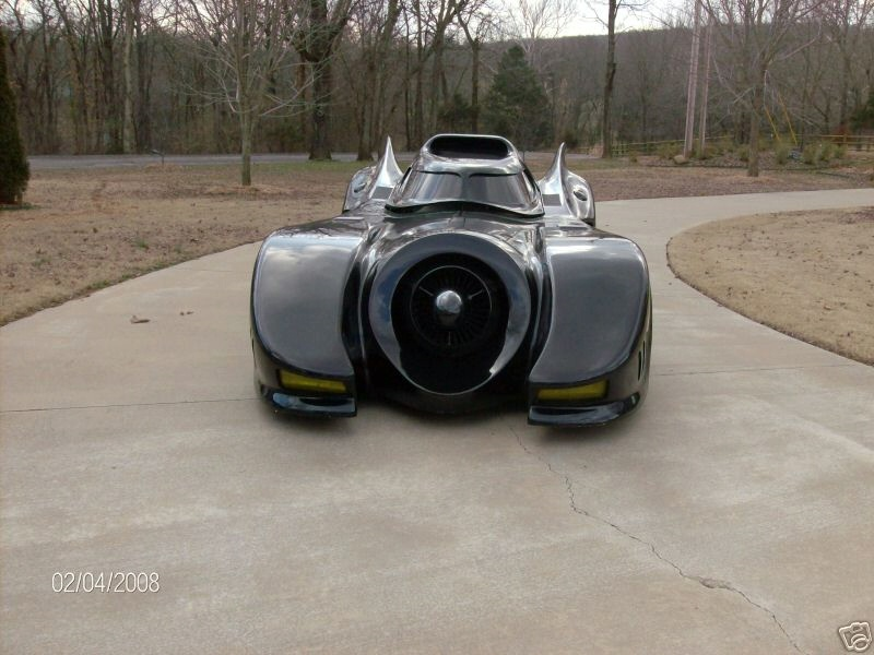 Batmobile 1989 Is For Sale On eBay Over US$ 500,000 | It\'s your auto ...