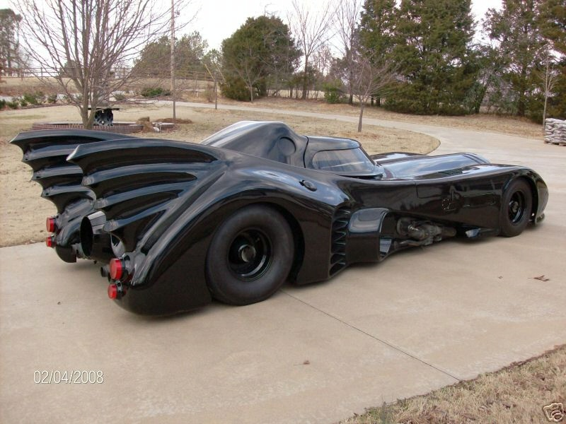 Batmobile 1989 Is For Sale On eBay Over US$ 500,000 | It\'s your ...