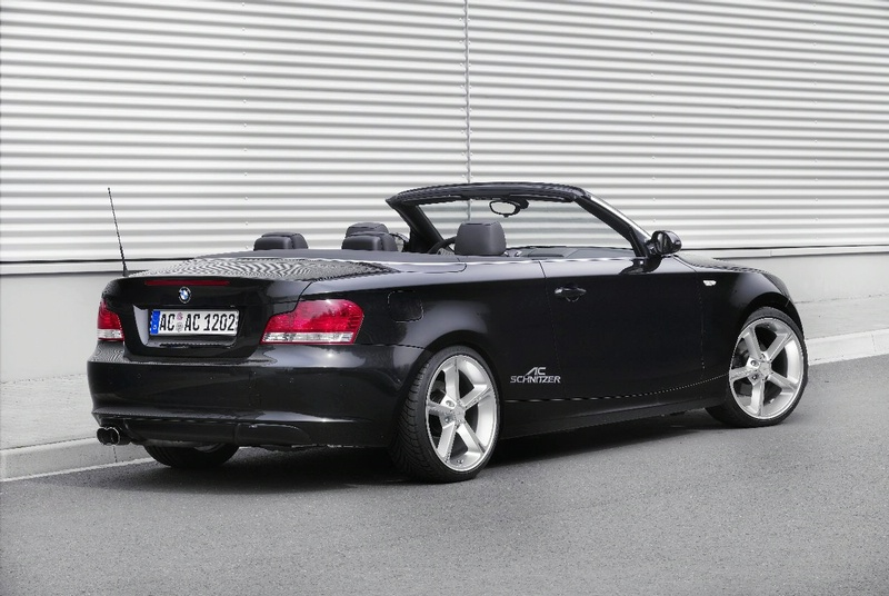 Ac Schnitzer Presented New Bmw 1 Series Cabrio Photo Its Your