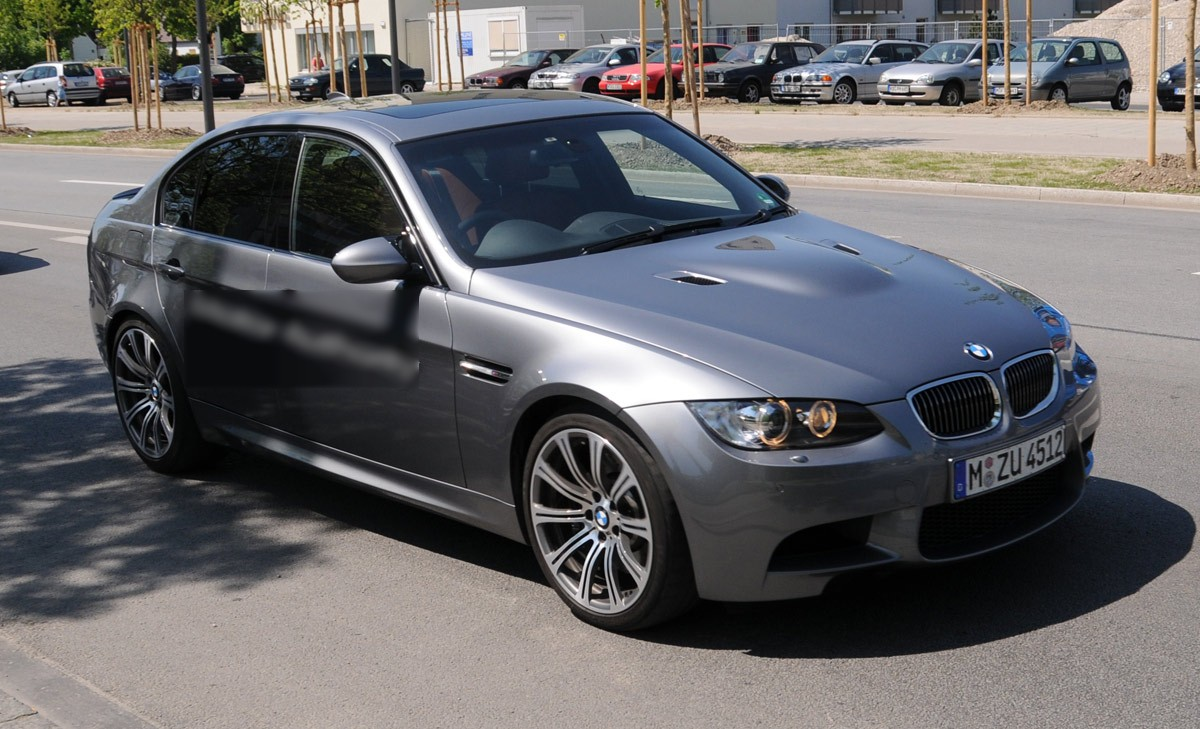 New 2010 Bmw M3 Sedan Facelift Spy Photos It S Your