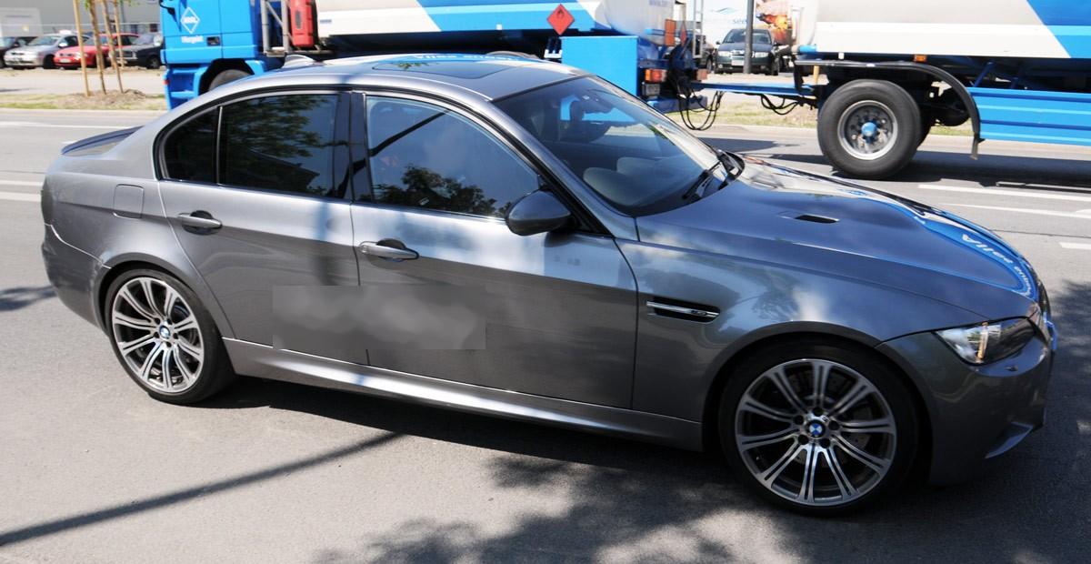 New BMW M Sedan Facelift Spy Photos Its Your Auto World - 2010 bmw m3 price