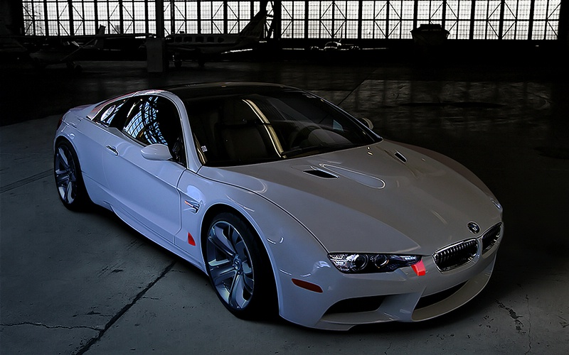 BMW M1 Hommage Protoype Realy Spied? | It\'s your auto world :: New ...