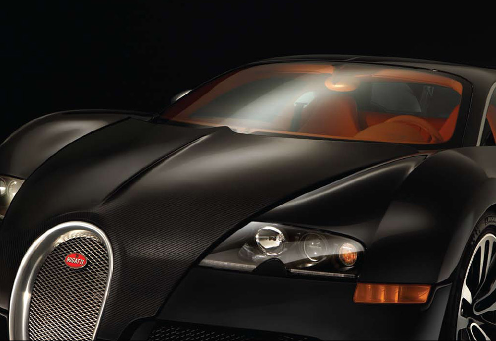 new bugatti veyron kit by sang noir it s your auto world new cars auto. Black Bedroom Furniture Sets. Home Design Ideas