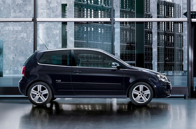 New Volkswagen Polo Gt Rocket And Black Silver Special