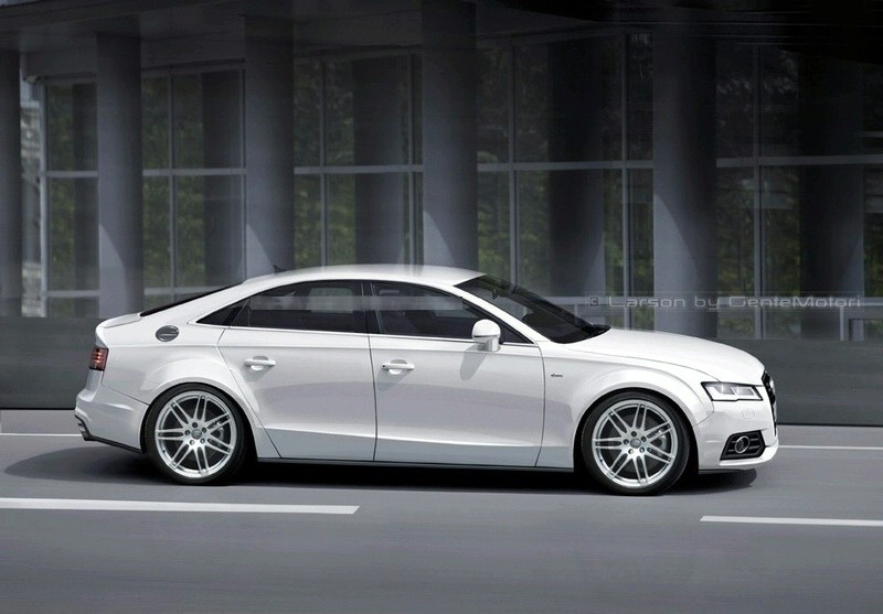 audi a7. New Audi A7 (detail