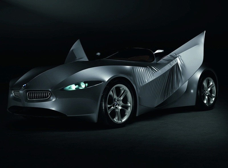 new exclusive bmw concept car gina light visionary model photo bmw new