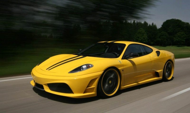 Ferrari F430 Top Power