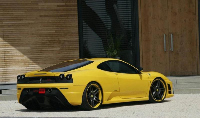 Supercharger Ferrari F430 Scuderia By Novitec It S Your