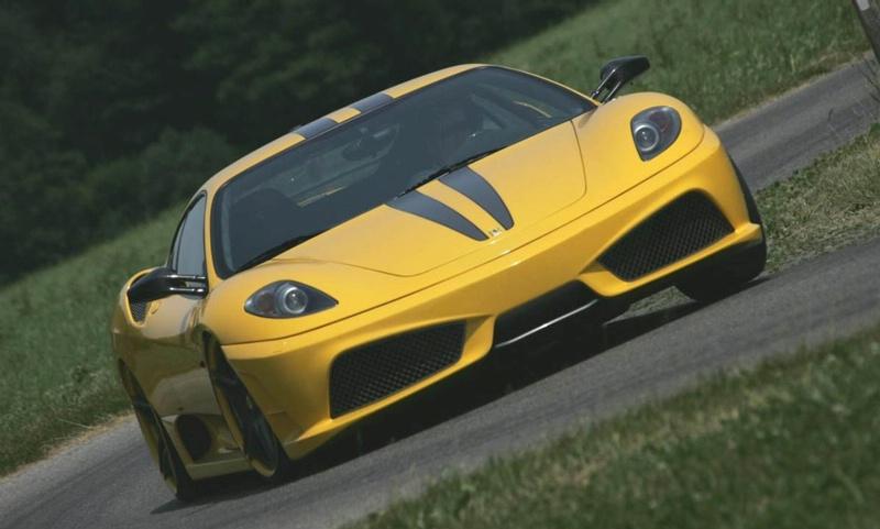 Ferrari 430 Scuderia Pictures