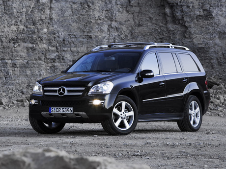 Mercedes Gl450 Cdi. Now, Mercedes has joined the