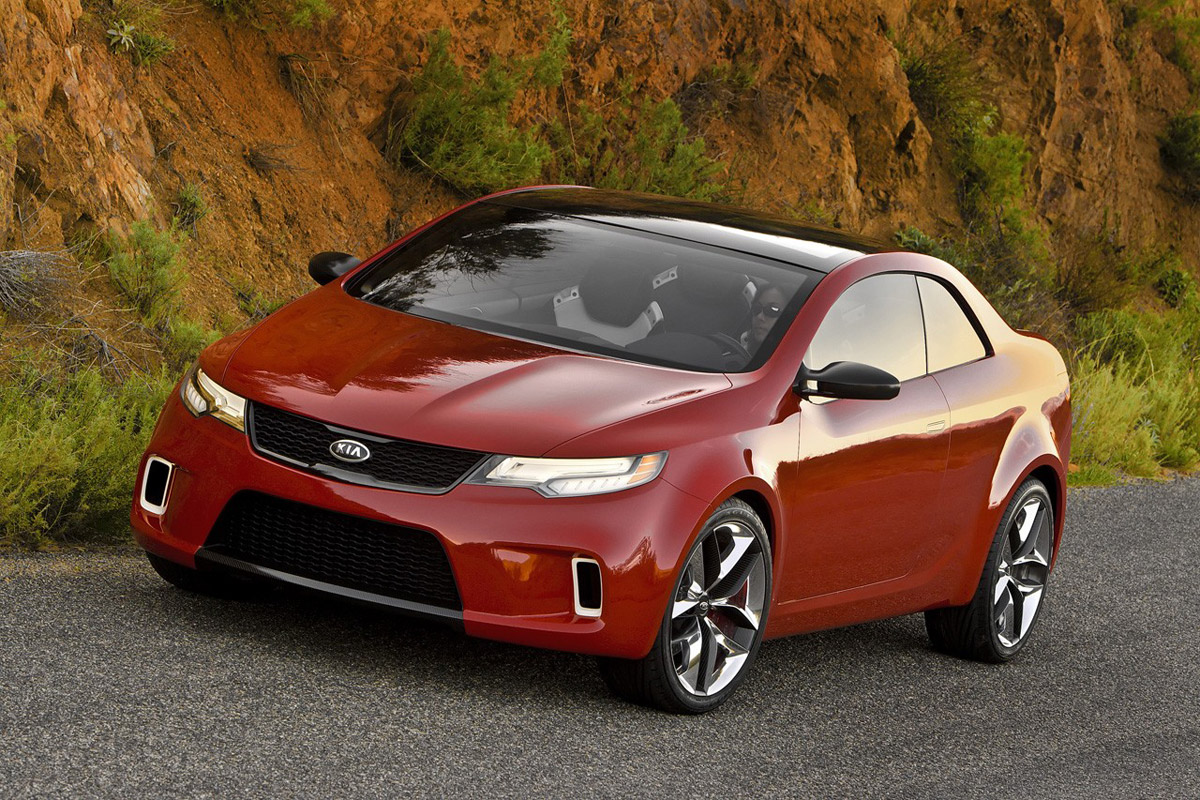 new kia coupe concept koup replace spectra it s your auto world new cars auto news. Black Bedroom Furniture Sets. Home Design Ideas