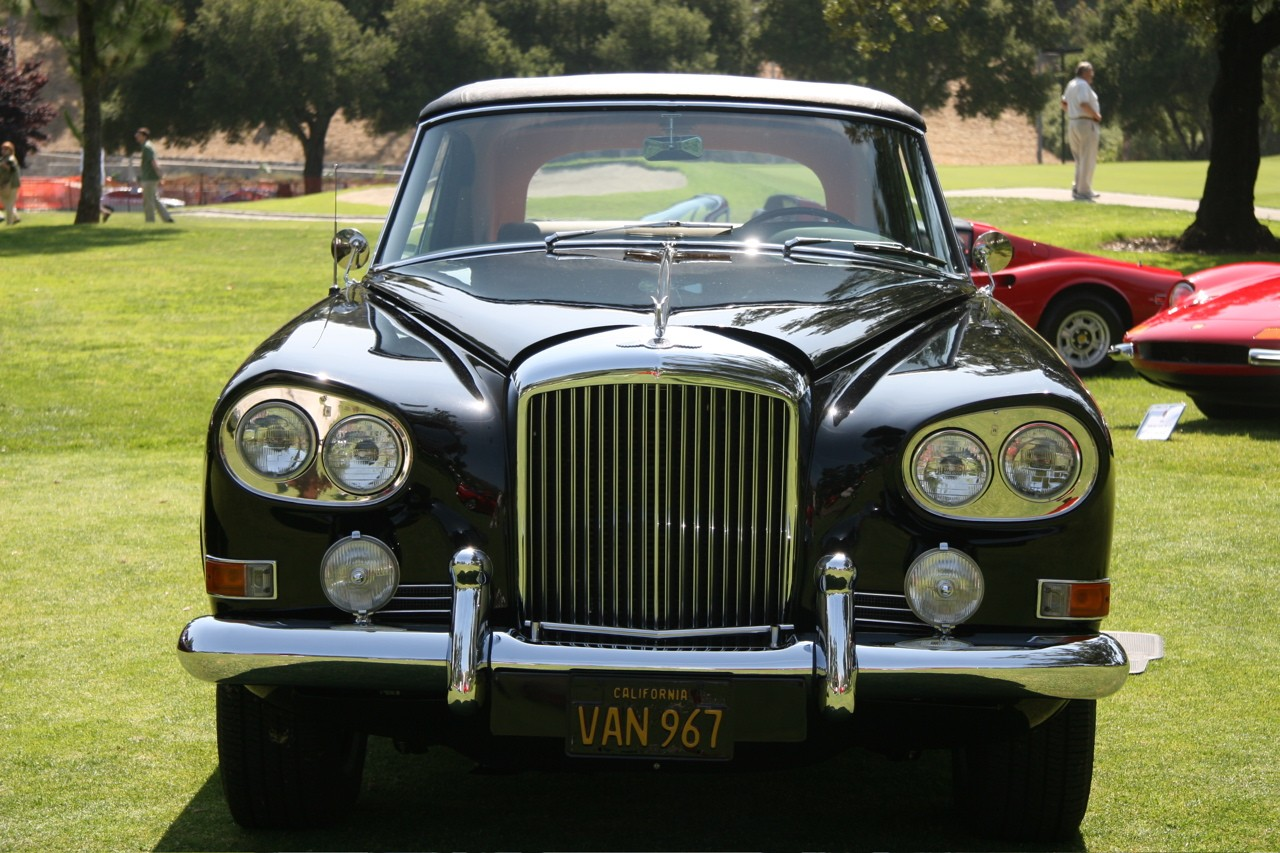 La Car Concours 1965 Bentley S3 Continental Img 51 It S