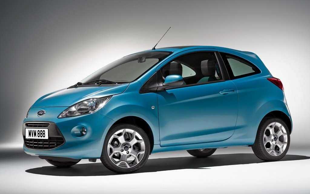 New 2009 Ford KA Leaked Photo | It's your auto world :: New cars