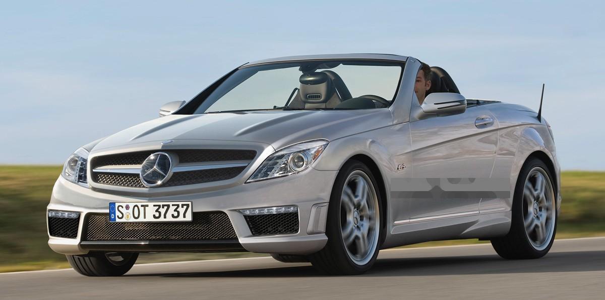 2010 Mercedes-Benz SLK