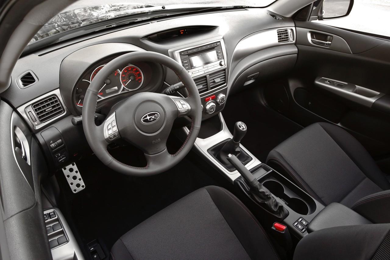 subaru interior styling cover
