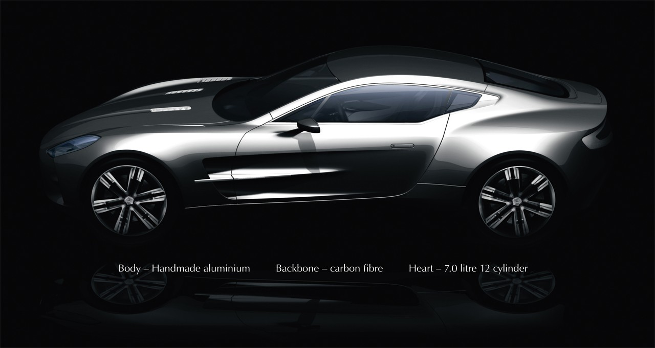 first images of new aston martin one-77 supercar | it's your auto