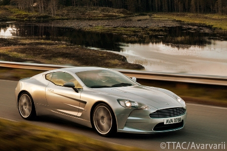Aston Martin on First Images Of New Aston Martin One 77 Supercar   It   S Your Auto