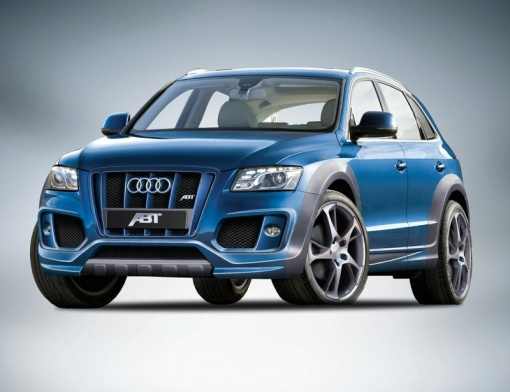 Tuning Audi Q5 By Abt Sportsline It S Your Auto World New Cars