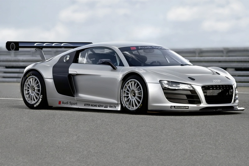 Gentil Audi Presented GT3 Sports Car With 500hp Engine » Audi R8 Gt3 Spotrs Car  Img_2
