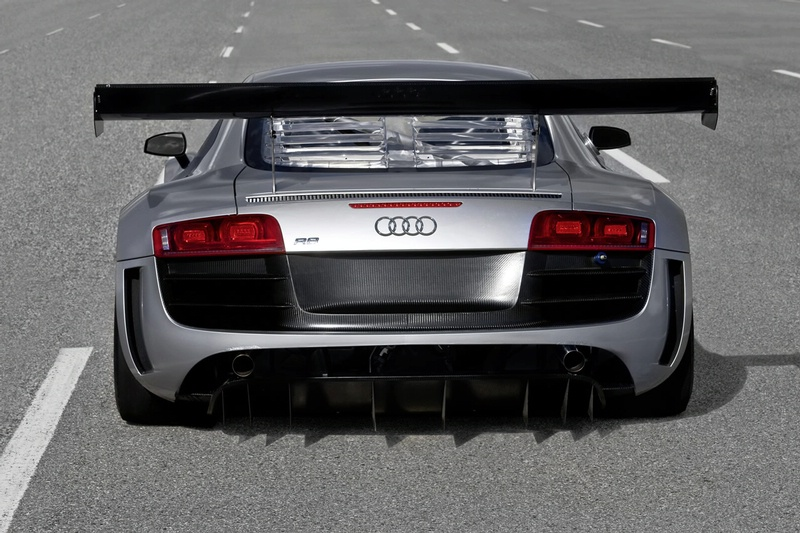 Audi Presented GT Sports Car With Hp Engine Its Your Auto - Big sports cars