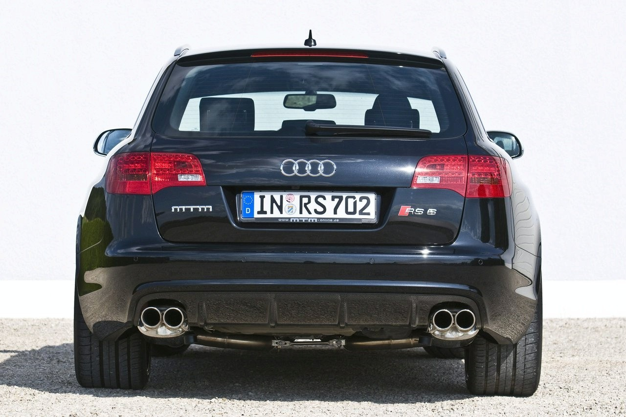 compoents for the Audi RS6