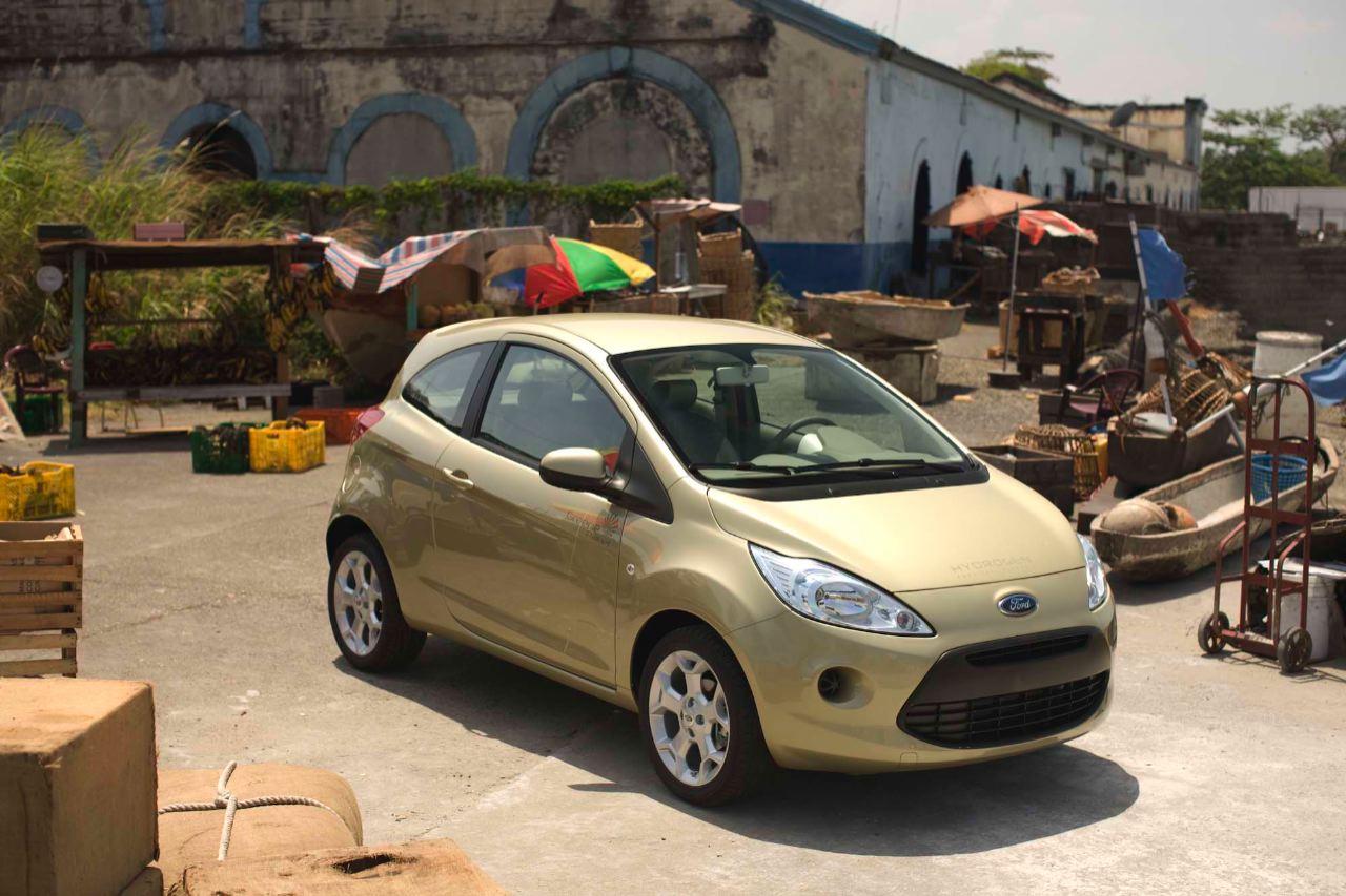 New  Ford Ka Leaked Photo Ford Ka  Img_