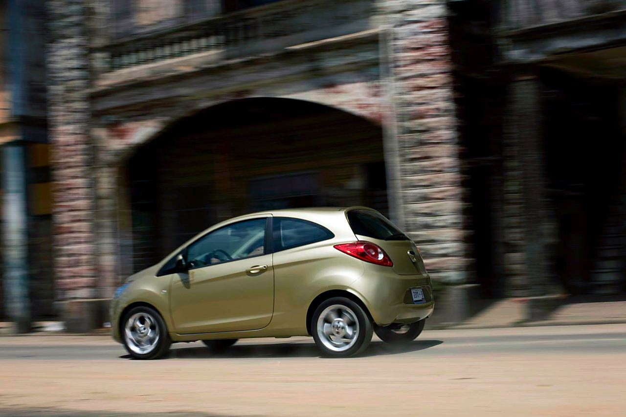 New 2009 Ford KA Leaked Photo